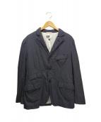 Engineered Garments(エンジニアドガーメンツ)の古着「アンドーバージャケット」|ネイビー