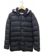 Traditional Weatherwear(トラディショナルウェザーウェア)の古着「ウールダウンジャケット」|ブラック