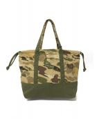 Porter Classic(ポータークラシック)の古着「 HIPPIE CAMO TOTE BAG S」