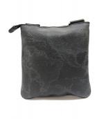 PRIMA CLASSE(プリマクラッセ)の古着「ショルダーバッグ」|ブラック