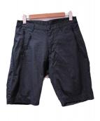 MOUNTAIN RESEARCH(マウンテンリサーチ)の古着「Zip Shorts」|ブラック
