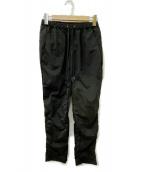 TEATORA(テアトラ)の古着「Packable Wallet pants」|ブラック