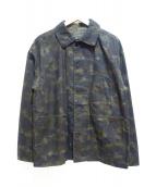 EGO TRIPPING(エゴトリッピング)の古着「カバーオール」|グリーン