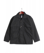 POST O'ALLS(ポストオーバーオールズ)の古着「POST LOGGER C/N」|ブラック
