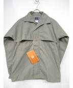 POST OALLS(ポストオーバーオールズ)の古着「POST LOGGER C/N」|カーキ