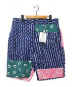 Engineered Garments(エンジニアド ガーメンツ)の古着「ショートパンツ」|ネイビー