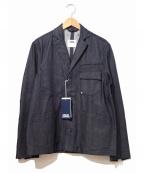 ATELIER&REPAIRS(アトリエ&リペアーズ)の古着「デニムジャケット」|ネイビー