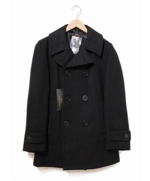 FIDELITY(フィデリティ)FIDELITY (フィデリティ) Pコート ネイビー サイズ:S MP72132 FELT PEA COATの古着・服飾アイテム