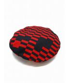 Engineered Garments(エンジニアードガーメンツ)の古着「ベレー帽」|レッド