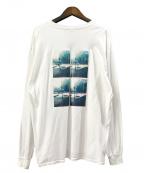 Soe(ソーイ)の古着「長袖Tシャツ」 ホワイト