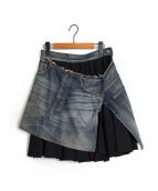 JUNYA WATANABE COMME des GARCONS(ジュンヤワタナベ コムデギャルソン)の古着「スカート」