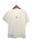sacai(サカイ)の古着「BOXロゴTシャツ」|ホワイト