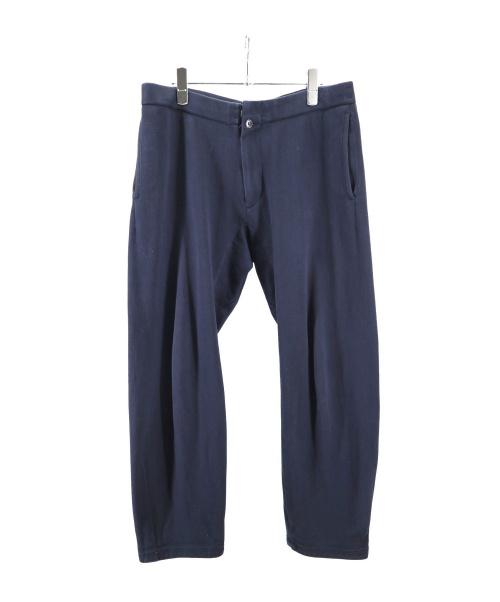 YAECA(ヤエカ)YAECA (ヤエカ) easy 2way pants ネイビー サイズ:Mの古着・服飾アイテム