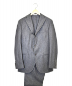 BOGLIOLI(ボリオリ)の古着「K.JACKETセットアップスーツ」|グレー