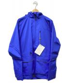 THE NORTH FACE(ザノースフェイス)の古着「ウィンドストッパーマウンテンジャケット」|ブルー
