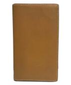 ()の古着「Vision II 手帳カバー」|キャメル