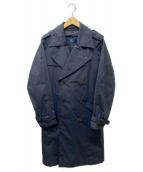 FRED PERRY(フレッドペリー)の古着「ライナー付トレンチコート」|ブラック