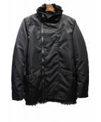 ripvanwinkle(リップヴァンウィンクル)の古着「18AW 2Wayジャケット」|ブラック
