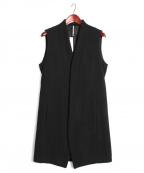 RIP VAN WINKLE(リップヴァンウィンクル)の古着「CHESTER VEST」|ブラック