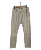 YANUK(ヤヌーク)の古着「パンツ」|アイボリー