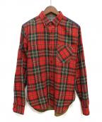 JUNYA WATANABE COMME des GARCON MAN(ジュンヤワタナベ コムデギャルソン マン)の古着「切替チェックシャツ」