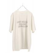 DROLE DE MONSIEUR(ドロール ド ムッシュ)の古着「Tシャツ」|ホワイト