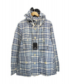 NIGEL CABOURN(ナイジェルケーボン)の古着「SWEEDISH PARKA - WATER PROOF」|ベージュ