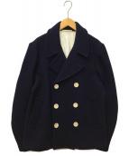 3.1 phillip lim(スリーワン フィリップ リム)の古着「Pコート」|ネイビー