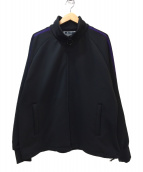 KIIT(キート)の古着「トラックジャケット」|ブラック