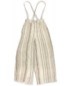 Ameri VINTAGE(アメリビンテージ)の古着「UNDRESSEDSUSPENDER WASHERPANTS」|アイボリー