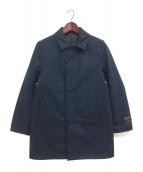 MACKINTOSH PHILOSOPHY(マッキントッシュフィロソフィー)の古着「リバーシブルキルティングコート」|ネイビー