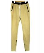 FOG ESSENTIALS(フェアオブゴット エッセンシャル)の古着「Drawstring Pants」|ベージュ