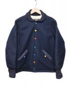 SKOOKUM(スクーカム)の古着「ファラオジャケット」|ネイビー