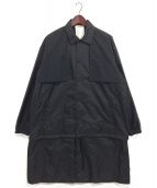 SWAGGER(スワッガー)の古着「LONG SWITCHED COACH JACKET」|ブラック