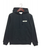 SWAGGER(スワッガー)の古着「STAYED THERE EVER SINCE HOODIE」|ブラック