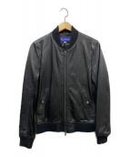 URBAN RESEARCH(アーバンリサーチ)の古着「レザージャケット」|ブラック