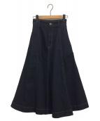 STELLA McCARTNEY(ステラ マッカートニー)の古着「スカート」|インディゴ