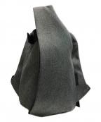 Cote&Ciel(コートシェル)の古着「ラップトップリュックサック」 グレー