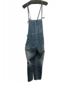 Johnbull(ジョンブル)の古着「デニムサロペット」|インディゴ