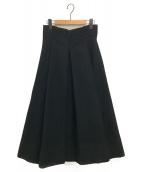 ADORE(アドーア)の古着「バルダライトスカート」|ブラック