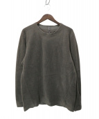ARCTERYX VEILANCE(アークテリクス ヴェイランス)の古着「dinitz sweater」 グレー