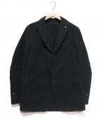 GABRIELE PASINI(ガブリアルパジーニ)の古着「3Bジャケット」|ブラック
