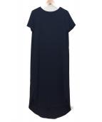 THE SHINZONE(ザ シンゾーン)の古着「ブラウスワンピース」|ブラック
