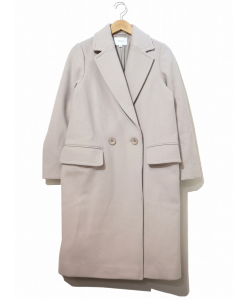 BEAUTY&YOUTH(ビューティーアンドユース)BEAUTY&YOUTH (ビューティーアンドユース) ダブルテーラーコート サイズ:S MANTECO生地の古着・服飾アイテム
