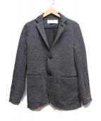 CURLY(カーリー)の古着「ヘリンボーンジャケット」|グレー