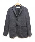 CURLY(カーリー)の古着「ヘリンボーンジャケット」 グレー