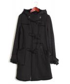 L.G.B(ルグランブルー)の古着「ダッフルコート」|ブラック
