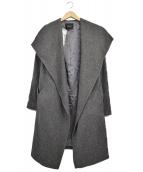 BOSCH(ボッシュ)の古着「ジロンラムシャルムコート」|グレー