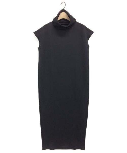 Ameri VINTAGE(アメリビンテージ)Ameri VINTAGE (アメリビンテージ) フレンチスリーブワンピース ブラック サイズ:-の古着・服飾アイテム
