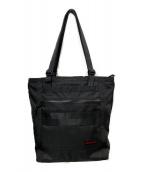 BRIEFING(ブリーフィング)の古着「トートバッグ」|ブラック